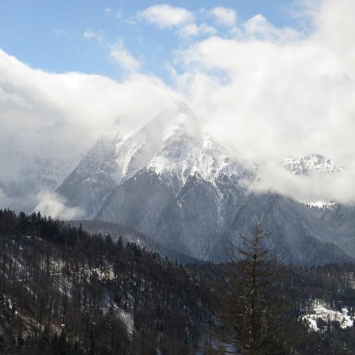 טעימה מהנוף מקאבאנה Trei Brazi