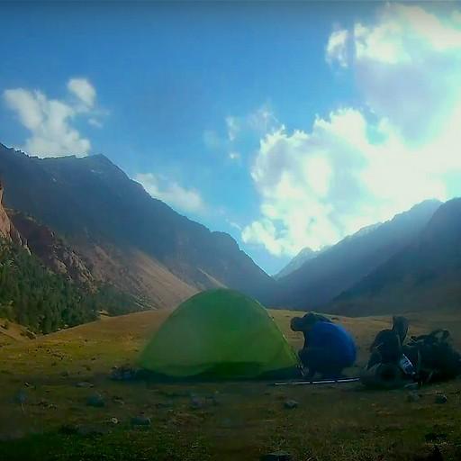 הבוקר בעמק kosh moynok
