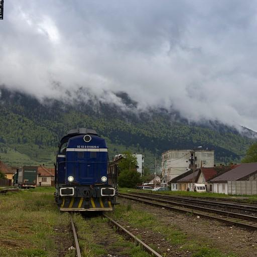 תחנת הרכבת של זרנשט.