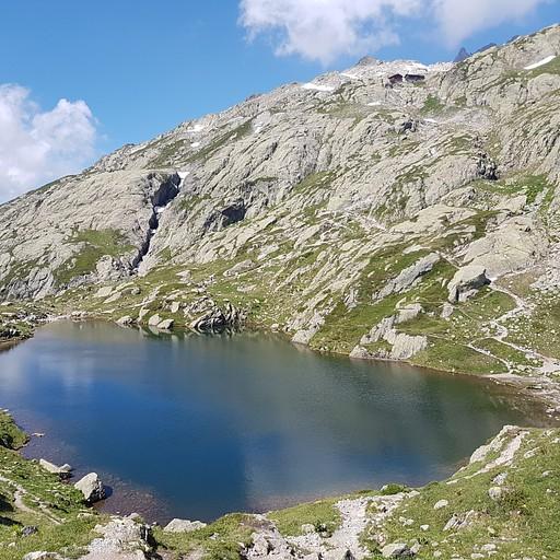 אגם נוסף סדרך לליק בלאנק