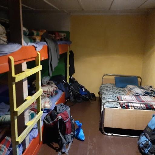 חדר משותף באויוון ואזוב
