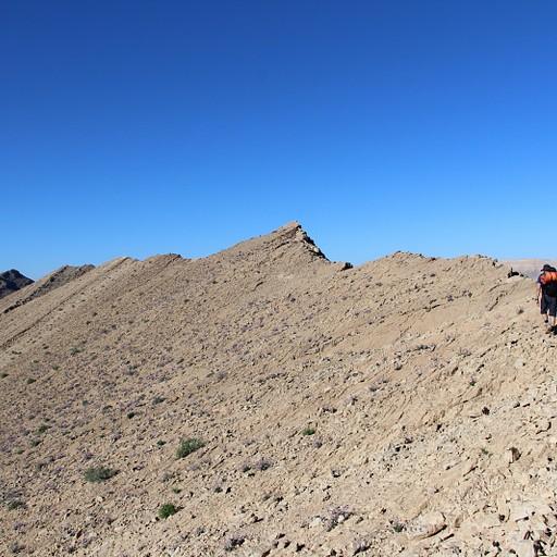 השביל על קו הרכס