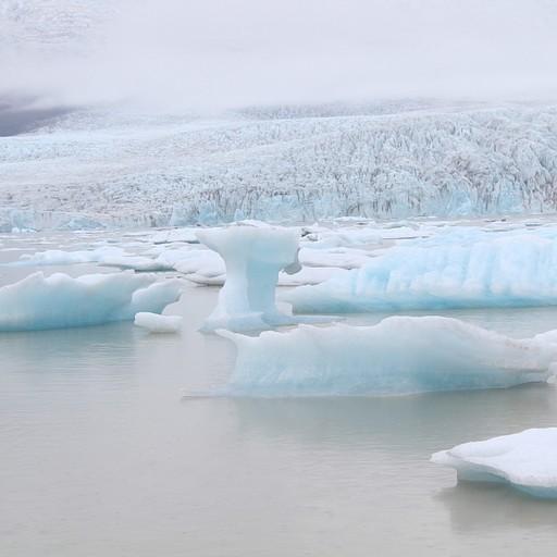 לגונת הקרחונים