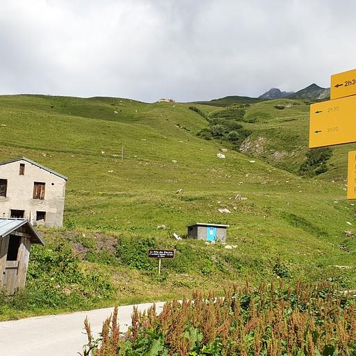 מחלבת La Ville des Glacires