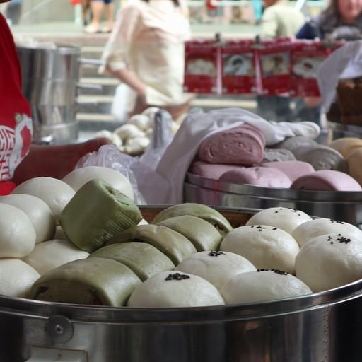 באו דזה - לחמניה סינית מאודה