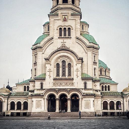 הקתדרלה של אלכסנדר נבסקי