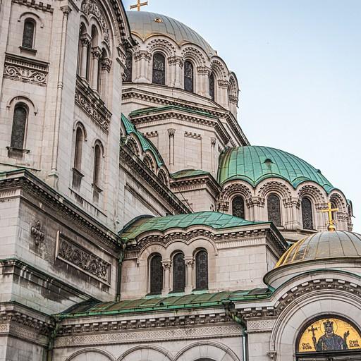 ועוד מבט לקתדרלה