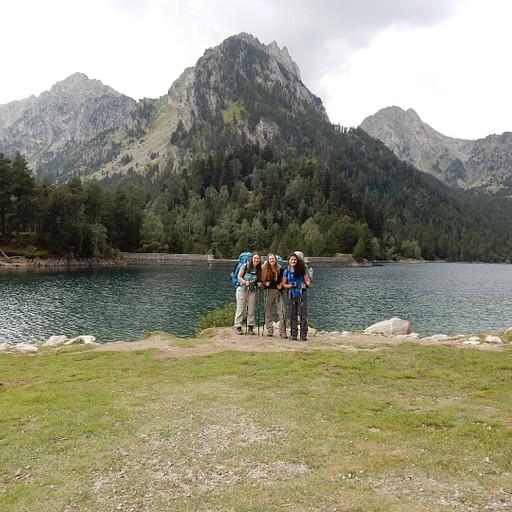 אגם מאוריצי - ממנו מתחיל הטרק