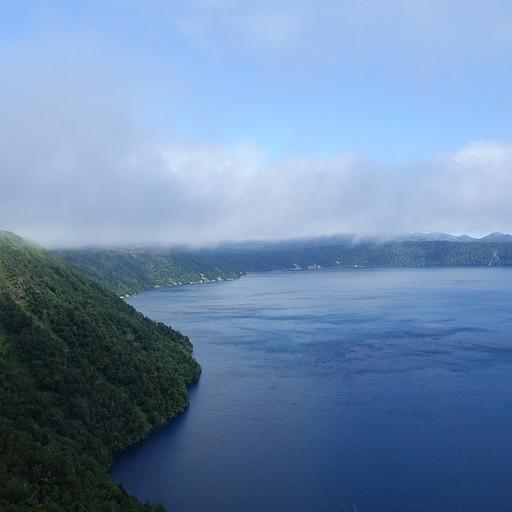 אגם משו - ממוקם בלוע הר געש