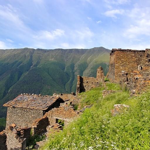 הכפר הישן והנטוש