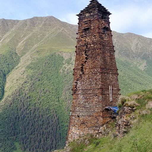 מגדל השמירה של הכפר הישן