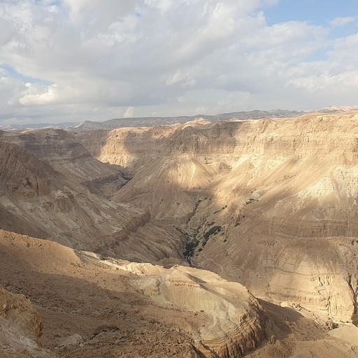 חלק מהנוף ממעלה האיסיים
