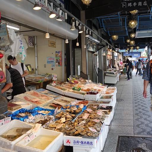 שוק דגים סאפורו