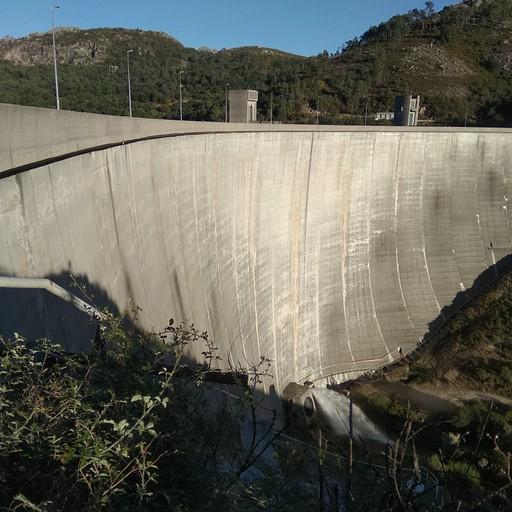 הסכר לייצור חשמל