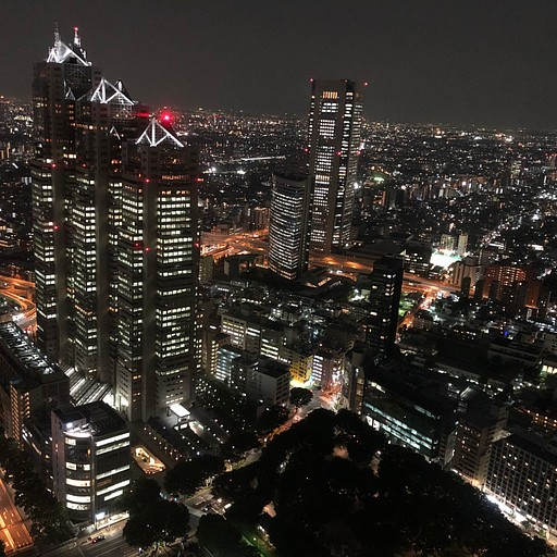 Tokyo Metropolitan Government Office Observatory