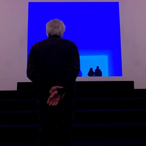 מופע תאורה של James Turrell