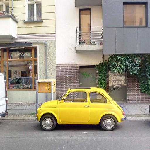 ״החיים הם לא שחור או לבן״ Linienstraße