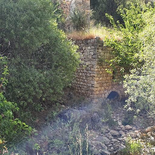 טחנת קמח עתיקה