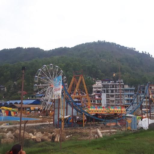 הלונה פארק האגדי של פוקרה