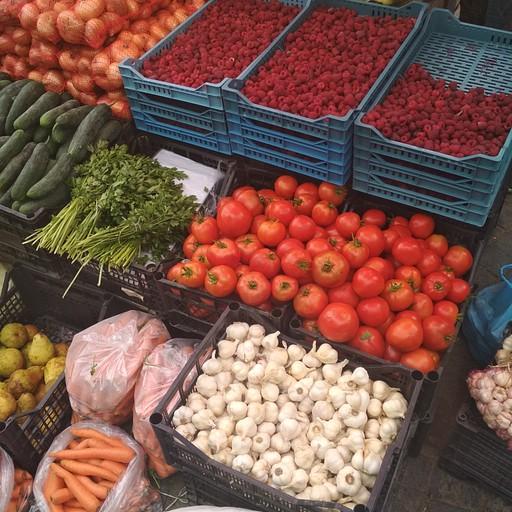 השוק בפרישטינה