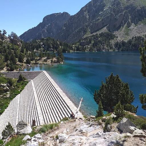 סכר אגם פגוארה