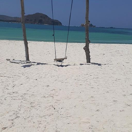 Tanjun Aan - חוף במרחק רבע שעה מקוטה