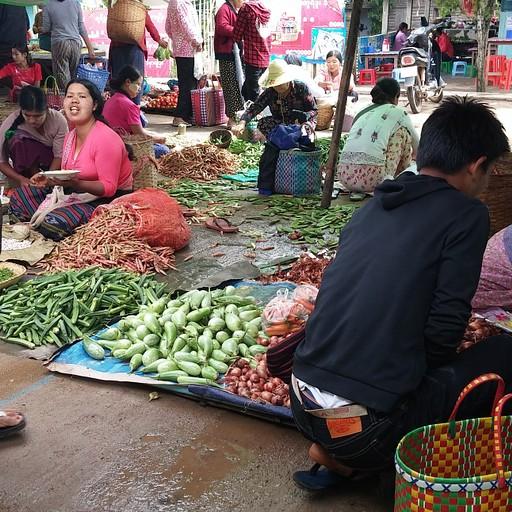 השוק בקלאו