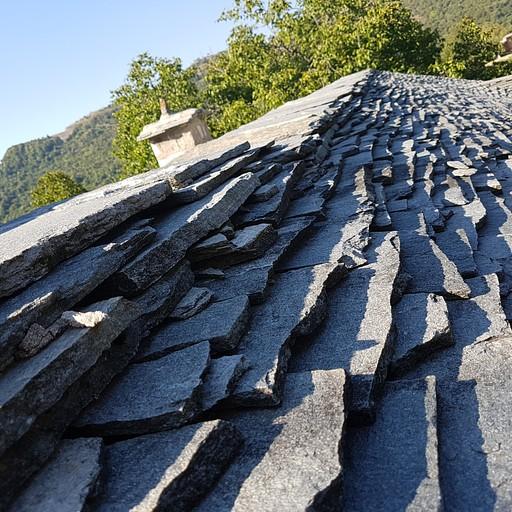 גגות מסורתיים בKalarites