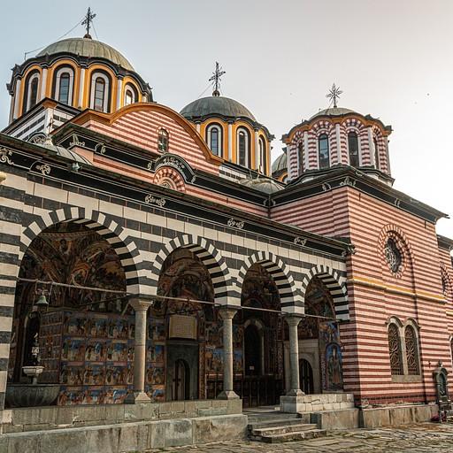 מנזר רילה טרם התעורר