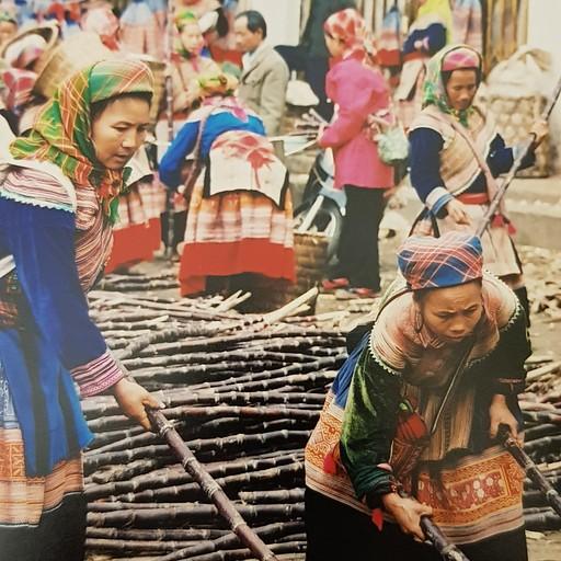 שוק יום א' בכפר בק-הה