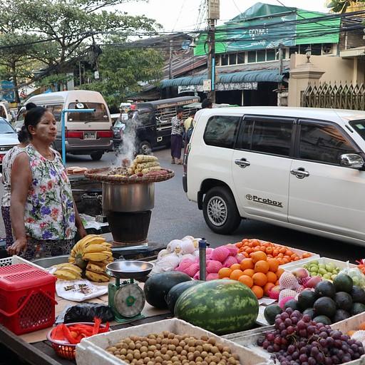 שווקים קטנים ברחובות