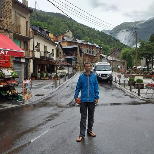 הרחוב הראשי בעירה