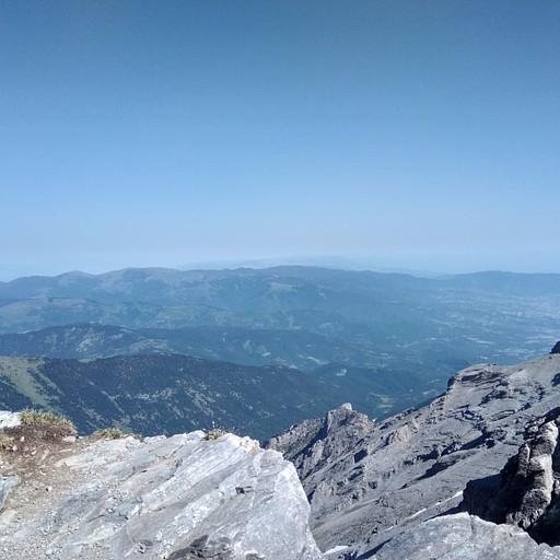 הנוף מסקאלה, זכינו לראות מושלמת