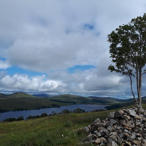 תצפית Loch Tulla