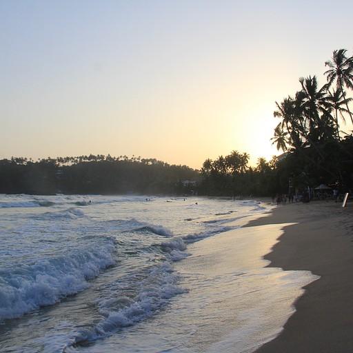 Mirssa Beach