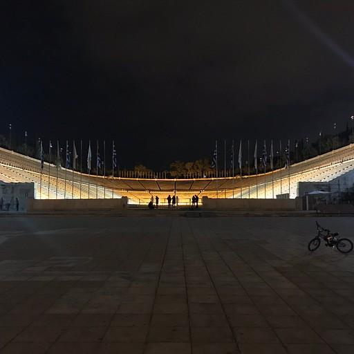 האצטדיון האולימפי של אתונה