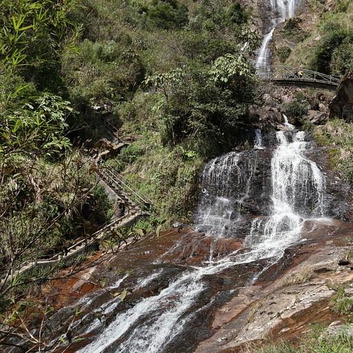 Silver Waterfall