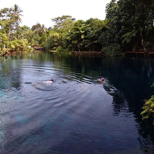 Nanda blue hole
