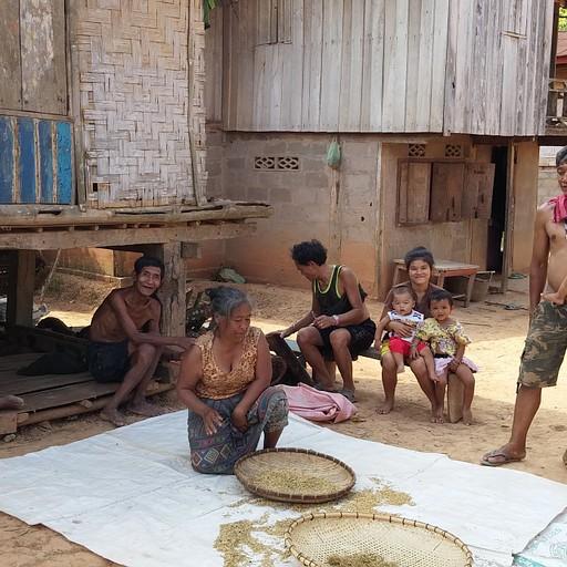 המשפחה שפגשנו בכפר