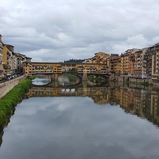 הגשרים המפורסמים של פירנצה