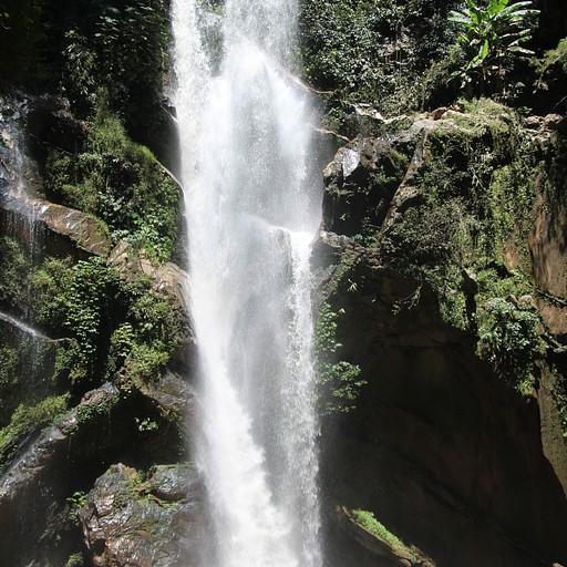 Mork fa falls