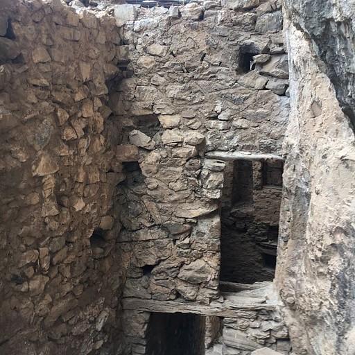 המנזר התלוי הישן