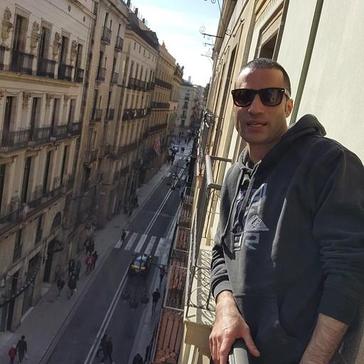ברצלונה - מלון suzio