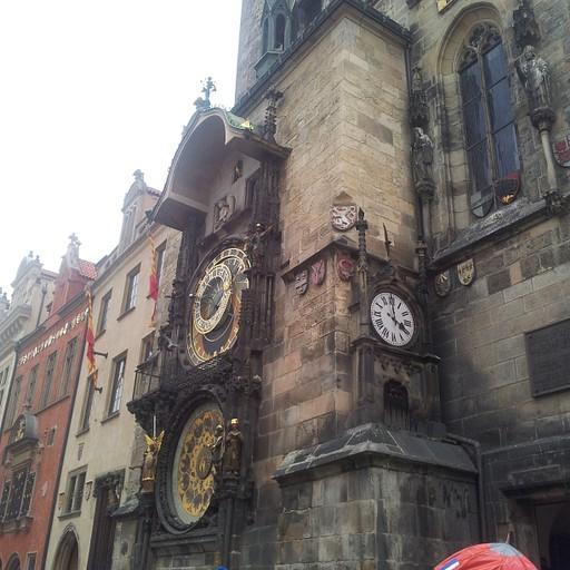 השעון המפורסם