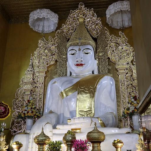Kyauktawgyi Buddha Temple