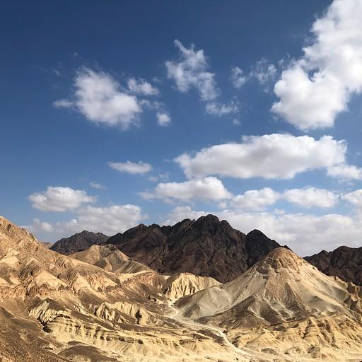 הרי אילת - גבעת רחבעם (קליק להגדלה)