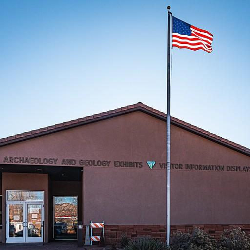 BLM Kanab Visitor Center - סמנו לכם על המפה.