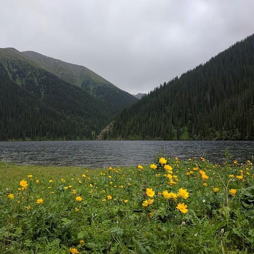 האגם השני
