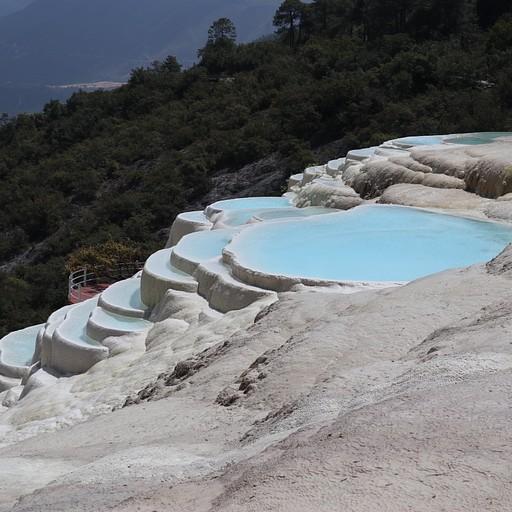 טרסות המים Bai Shui Tai