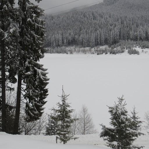 אגם Bolboci הקפוא